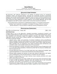 Cover Letter Master Master Electrician Resume Resume Master