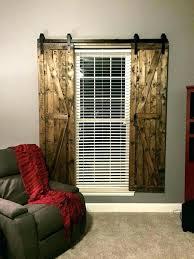 fancy sliding barn doors for windows e3936106 barn door for laundry