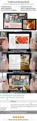cookbook template for ibooks author by mancierauthan on graphicriver a traditional style cookbook for your family recipes it s a collection of recipes