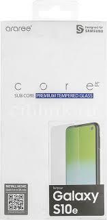 Купить <b>Защитное стекло</b> для экрана <b>SAMSUNG Araree</b> для ...