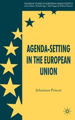 Agenda Setting Agenda Setting In The European Union