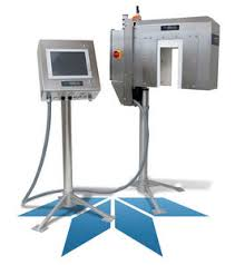 visual inspection machine automated for the food industry