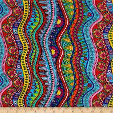 Striped Quilting Fabric - Discount Designer Fabric - Fabric.com & Timeless Treasures Color Me Doodle Stripe Coloring Multi Adamdwight.com