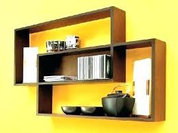 wall book shelves hanging bookshelf simple shelf design for bookcase full bookshelves diy