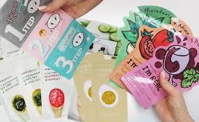 korean sheet masks 4 top best cheap affordable korean face masks on ebay right now