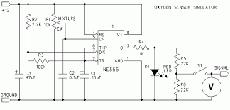 oxygen sensor simulator oxygen sensor location at O2 Sensor Diagram