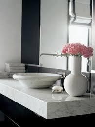 modern bathroom countertops. Perfect Countertops Thick Slab Marble Countertops  Marble Countertops BathroomContemporary  Intended Modern Bathroom Countertops