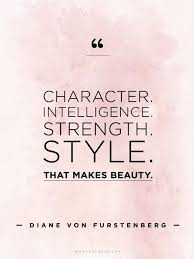 Quotes About Fashion Style And Beauty