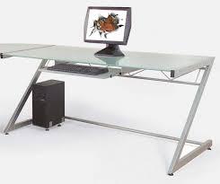 2 person computer desk harper blvd ezra 2drawer desk furniture space kidney beech wood 2 person glass top sawhorse desk two desk drop front