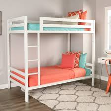 Folding Bunk Bed Folding Fulltwin Bunk Bed Full Twin Bunk Bed White Twin Over