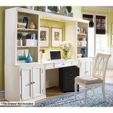 office wall unit. American Drew Camden Buttermilk Desk Wall Unit AD-920-595W $2545.00 Office
