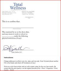 Print Out A Fake Doctors Note 30 Free Fake Doctor Excuse Andaluzseattle Template Example