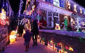 Christmas Projector Lights Ebay The Best Outdoor Christmas Lights And Decorations For 2019