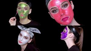 <b>Double Dare OMG</b>! Platinum Mask Collection - YouTube