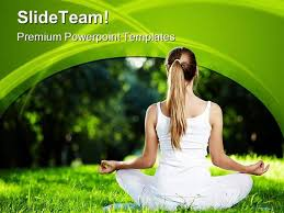 Fitness Exercise Health Powerpoint Templates And Powerpoint Backgr