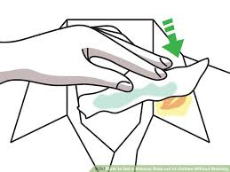 image led get a makeup stain out of clothes without washing step 15
