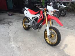 supermoto crf 250 cc for sale sw coast phuket region