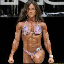 michelle mcbeth beauty muscle michelle mcbeth