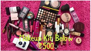 makeup kit under rs 500 affordable makeup kit for beginners makeup kit for beginners