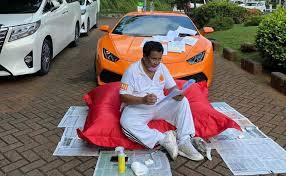 Lama Nganggur, Lamborghini Ini Bonus Dari Slot Online
