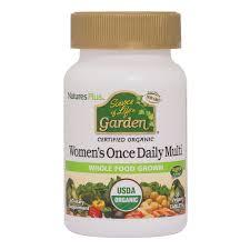 <b>Source of Life Garden</b> Organic Women's Daily | Naturesplus.com