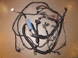89 90 nissan 240sx oem engine wiring harness ka24e m t product image 89 90 nissan 240sx oem engine wiring harness ka24e m t