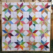 The Half Square Triangle Quilt Block - Frugal Quilting | Quilting ... & The Half Square Triangle Quilt Block - Frugal Quilting Adamdwight.com