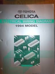 1994 toyota celica electrical wiring diagram service manual (rx382 1994 Celica Supra at 1994 Celica Wiring Diagram