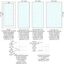 Standard Single Hung Window Size Chart Standard Window Sizes Chart South Africa Www