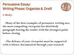 persuasive essay the penny debate yes or no ppt 17 persuasive