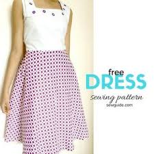 Clothing Sewing Patterns Interesting Design Make Your Own Clothes With FREE SEWING PATTERNS Sew Guide
