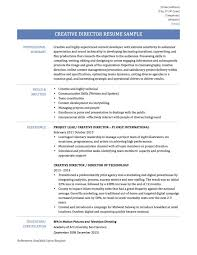 Resume Example Art Gallery Manager Infographic For Senior