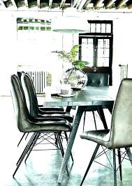 industrial dining table set industrial dining room style table set amazing chairs decor interior industrial style
