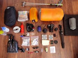 My Backpacking Gear | Mountain Photographer : a journal by Jack Brauer