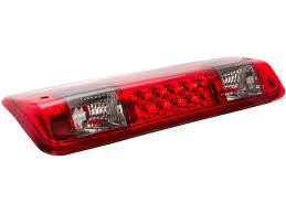 2008 F150 Brake Light Bulb 2004 2008 F150 Anzo Led Third Brake Light Red Smoked Lens 531016