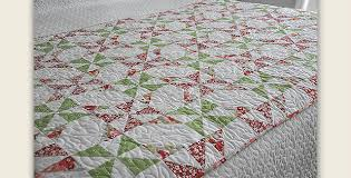 This Double Pinwheel Quilt Sparkles With Charm - Quilting Digest & Double Pinwheel Quilt Adamdwight.com