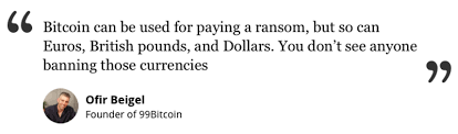 Bitcoin Quote Fascinating Top Five Cryptcurrencies Experts Talk About Bitcoin Blockchain And
