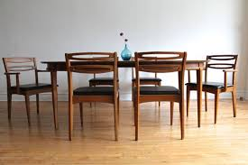 Where To Buy Modern Furniture Extraordinary Mid Century Modern Dining Set Made By R E Gordon Furniture Co R