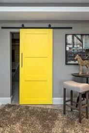 yellow barn door dreamy home design barn doors barn and doors