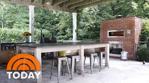 bobby flay outdoor kitchen