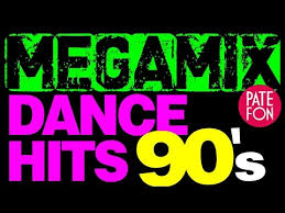 90s Megamix Dance Hits Of The 90s Various Artists