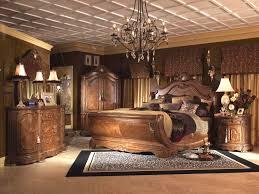 Michael Amini Bedroom Furniture Cortina Bedroom By Michael Amini