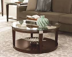 furniture glass coffee table decorating ideas shocking inspiring brown minimalist wood small round coffee with pics