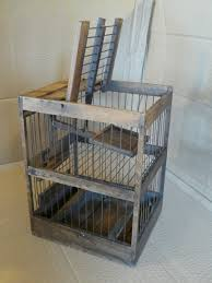 Bird Cage Trap Design This Is A Lovely Example Of A Traditional Finch Cage Trap