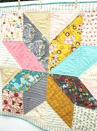 Pretty Baby Quilt Patterns Beautiful Baby Quilt Patterns Most ... & ... One Lone Star Block Blown Up Big Size Makes A Bright And Beautiful Baby Quilt  Beautiful ... Adamdwight.com