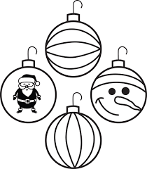 Colouring sheets mickey mouse coloring pages printable christmas coloring pages. Printable Christmas Ornaments Coloring Page For Kids 4 Supplyme