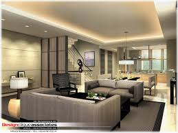 ... Private Living Room Rendering | by Singapore 3D Interior Design  Rendering
