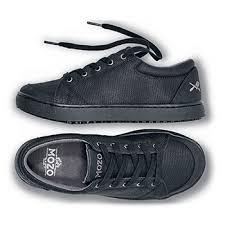 nike non slip shoes. maven - black canvas / women\u0027s non-slip mozo work shoes for nike non slip t