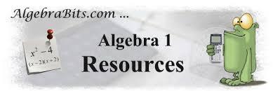 algebrabits common core algebra1