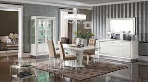 modern formal dining room furniture. Dama Bianca Dining. Dining Room Furniture Modern Formal